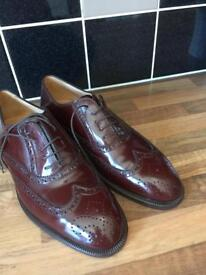Men's brand new brogues was very expensive