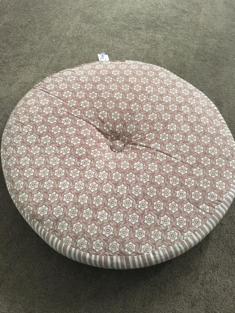 Floor cushion (urban outfitters)