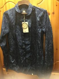 "LOVELY ""PRETTY GREEN SHIRT"" (BNWT) SMALL SIZE"
