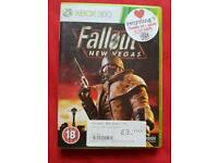 Xbox 360 fallout game