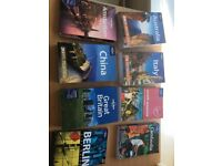 Lonely Planet Travel Books 📚