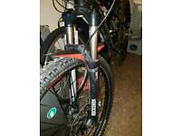 Rockshox recon silver 27.5 air forks 120mm