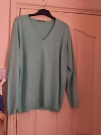 Size 22 jumper and cardigan