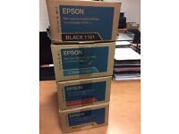 Epson AcuLaser C2800 Series Ink / Toner - Whole set