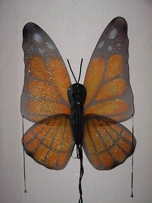 Adult Size Fairy Wings (Butterfly Fairy Wings Halloween Costume Adult)