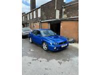 Subaru Impreza Turbo 2001