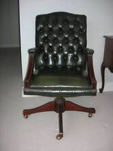 Vintage Reproduction Office Chair Waverton North Sydney Area Preview