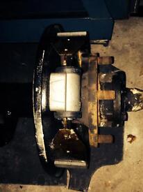Land Rover Series Salisbury axle
