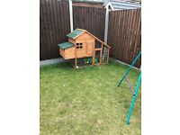 Large Hutch suitable for Rabbits/Chickens