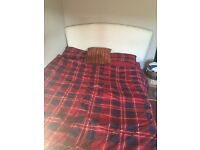 Free double bed - needs picking up Thursday.
