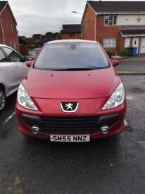 Peugeot 307 automatic low miles 55 plate like corsa focus astra civic fiesta etc