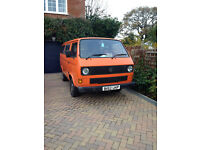VW T25 Campervan - great condition, great fun!