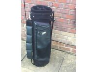 Tour Golf Trolley bag with stand