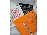 Assorted flute books beginners - £2.