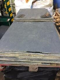 600 x 600 Slate tiles