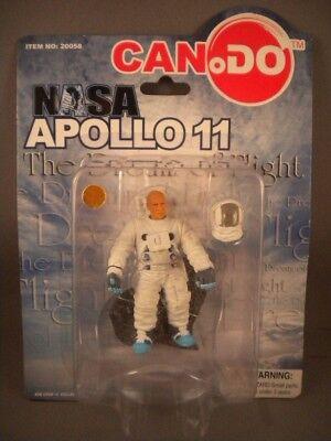 NEW Rare Apollo 11 NASA SPECIAL CHASE Astronaut CanDo Dragon Model 1:24 20058
