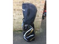 Taylor made cart bag selling to get a different bag in very good condition