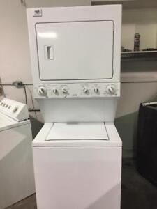 Kenmore stackable washer dryer- FREE DELIVERY+installation