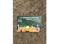 PCJ handyman & gardening services