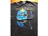 Iron Maiden vintage fear of the dark Shirt XL