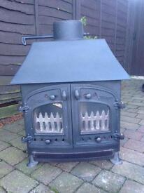 Villager wood burner/multi fuel stove