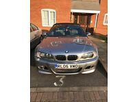2005 BMW 330ci sport convertible M3 replica