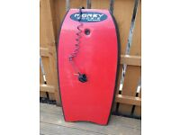Red body Board