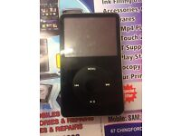 Apple iPOD Classic 5th Generation - 60GB memory