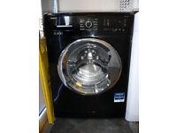 Beko Black Washing Machine - 9 KG - Fully Refurbished