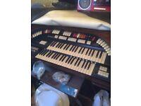American conn electric organ