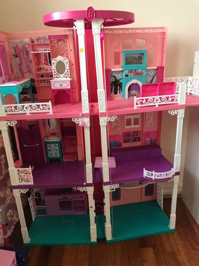 Barbie Dream House In Winsford Cheshire Gumtree