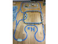 Tomy Tomica large track & 3 trains 130pcs