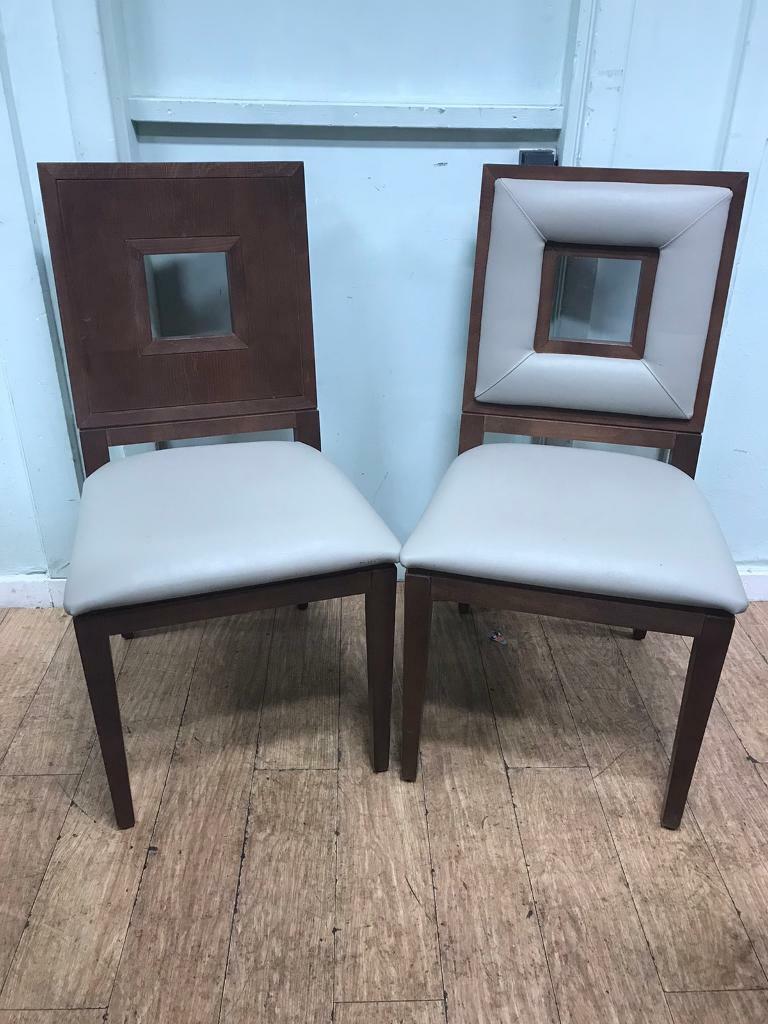 Pair of modern bedroom chairs   in Kirkintilloch, Glasgow ...