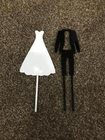 Wedding cake topper FOR SALE