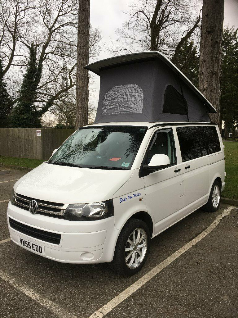 Vw T5 T28 Transporter 2011 2 0tdi Camper Van Conversion