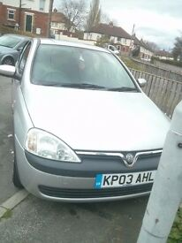Cheal corsa for sale