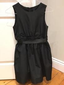 Aged 7-8 Black United Colours of Benetton Dress