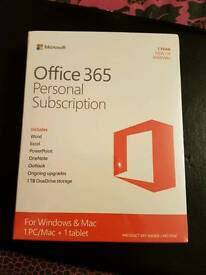 Office 365 personal subscription key