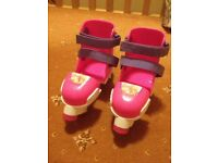 Barbie inline skates
