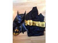 Batman Costume Pieces