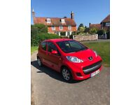 Peugeot 107 urban semi auto 998cc 1 former keeper!! MUST BE SEEM GREAT VALUE FOR MONEY!!
