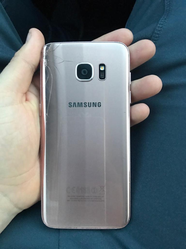 Samsung galaxy s7 edge £185