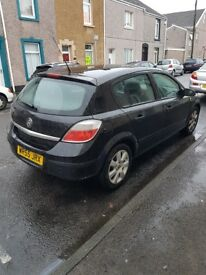 vauxhall astra 1.6.for sale