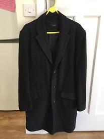 Thomas Nash Men's Overcoat - good condition. Medium size.