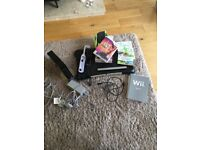 Wii bundle with board