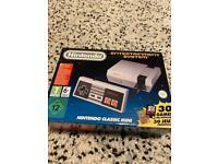 Never used NES mini - unwanted gift