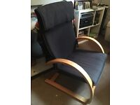 Bentwood Chair, Very Nice Condition.