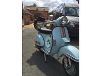 Classic t5 Vespa Paul smith special