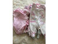 0-3mth baby girl bundle