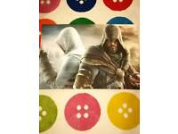 Assassins Creed Canvas